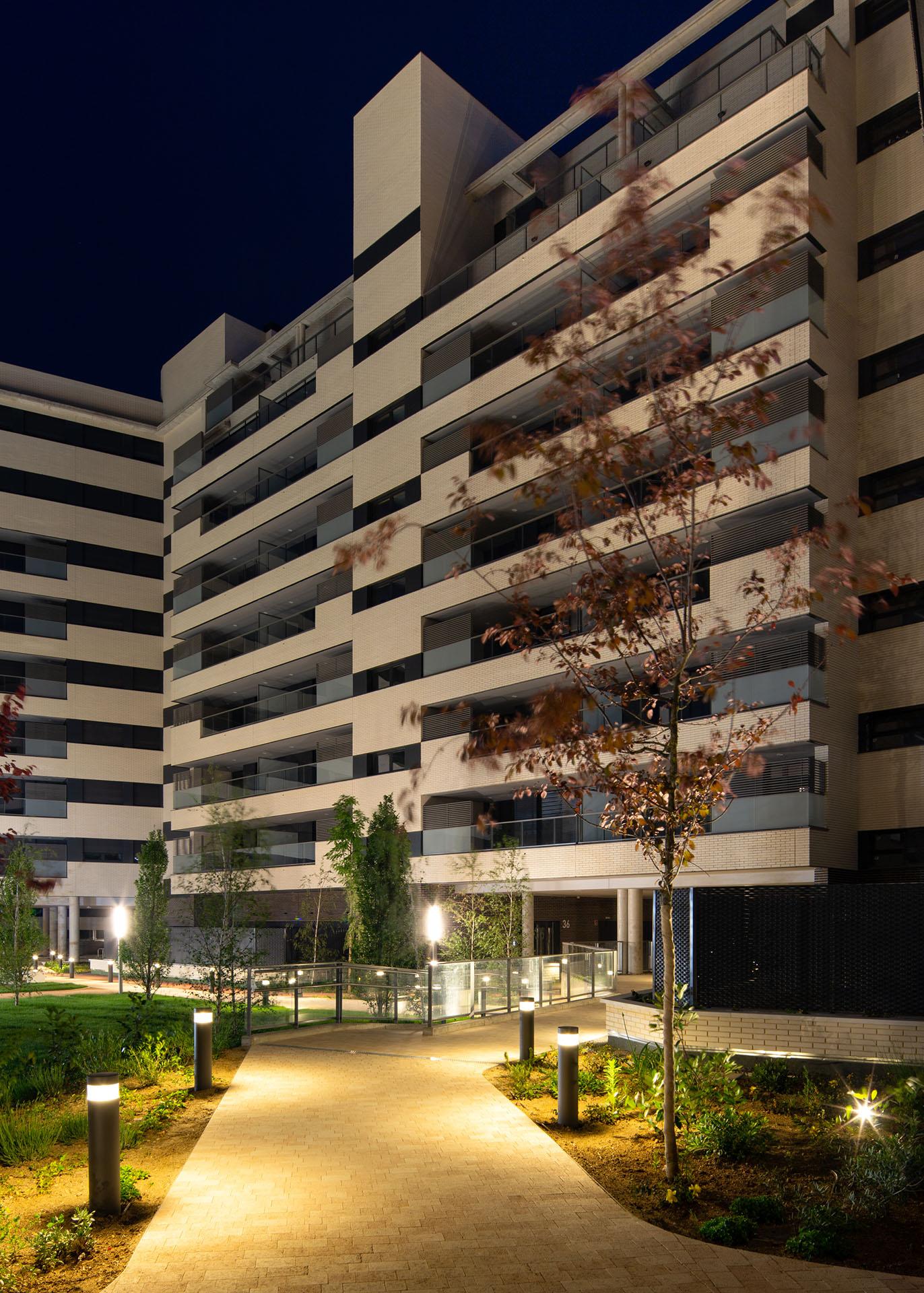 Atocha 4 Residential. Cano y Escario